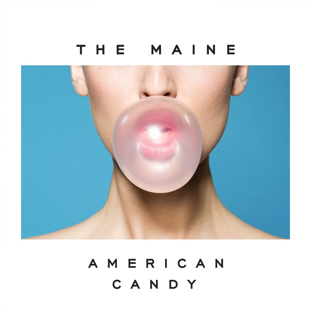 TheMaine-AmericanCandy_AlbumArt-Itunes